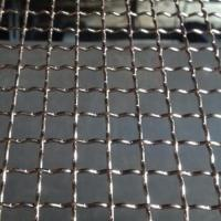 Wholesale Crimped Wire Mesh Screen|by Stainless Steel Durable Coarse Screening Material from china suppliers