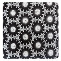 Wholesale Fashion Different Color Big  Floral Cotton Polyester Lace Fabric , Burn Out Lace Fabric from china suppliers