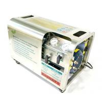 China Oil Less Explosion Proof R600 Recovery Pump for HC Refrigerantion Household A/C on sale