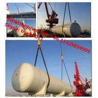 Buy cheap 2017s ASME standard 200,000Liters surface lpg gas storage tank for sale, factory sale 200m3 propane gas storage tank from Wholesalers