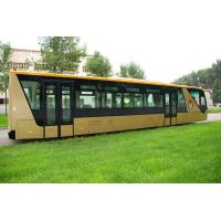 13 Seater 77 Passenger International Airport Bus Ramp Bus With Adjustable Seats