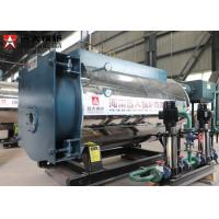 Wholesale Horizontal Oil Steam Boiler Diesel Fired Package Boiler 500Hp For Laundry from china suppliers
