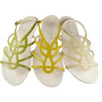 Wholesale Fashion Ladies PU Flat Sandals from china suppliers