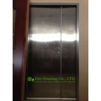 Wholesale 304 Stainless steel 90 min fire rated industrial hinged door with Chemical Resistant from china suppliers