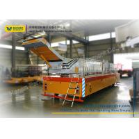Quality Storage Battery Operated Platform Trolley Pendant And Remote Controller for sale