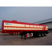 Wholesale CIMC fuel tank semi trailer fuel truck  liquid tank trailer for sale from china suppliers