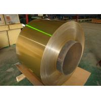 Wholesale Air Conditioner Hydrophilic Coated Roll Of Aluminum Coil 0.06-0.2mm Golden 1100, 3003, 3102, 8011 from china suppliers