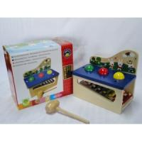 Wholesale Pretend play wooden toys-icecream shop from china suppliers