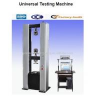 Wholesale Double Column Universal Materials Testing Machine from china suppliers