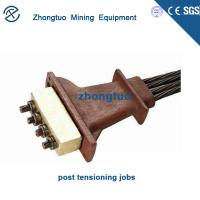 China Post tensioned anchors suppliers on sale