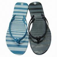 Buy cheap Ladies' Design Fashionable Sandals, Comes in Various Upper Designs from wholesalers