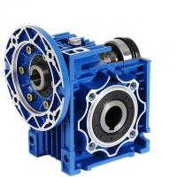 Wholesale High Torque Worm Gear Reduction Gearbox Steel / Cast Iron Material from china suppliers