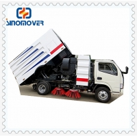 Wholesale Outdoor 120mm 20km/H Road Sweeper Machine for Airport from china suppliers