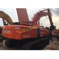 China 1.2m3 Bucket Capacity Used Excavator Machine 2010 Year HITACHI EX200-3 Digger on sale