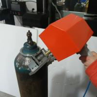 Wholesale Gas Cylinder Bottle Pneumatic Dot Peen Marking Machine Date Number ISO Certificate from china suppliers