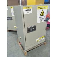 Wholesale 12 Gallon Fireproof Hazmat Storage Cabinets Customized For Storing Hazardous Substances from china suppliers