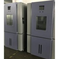 Wholesale 800 L Humidity And Temperature Controlled Chamber Programmable -100ºC +300ºC from china suppliers