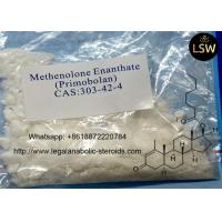 Wholesale Healthy White Legal Anabolic Steroids Methenolone Powder Enanthate For Bodybuilding from china suppliers