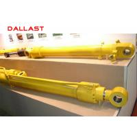 Buy cheap Double Acting Welded High Pressure Hydraulic Cylinder with Piston from wholesalers