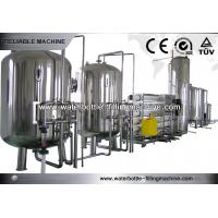 Wholesale Automatic Water Treatment Systems Osmosis Purifying Water Purifier Machine from china suppliers