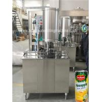 Wholesale Beverage Filling Machine, Sugercane Juice Machine, Flavour Drink Canning Line from china suppliers