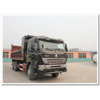 Buy cheap Sinotruk Golden Prince 6X4 dumper truck different body length for optional from Wholesalers