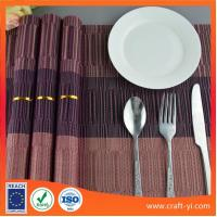 table mat in Textilene mesh fabric waterproof and Heat Insulation
