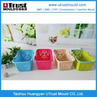 Wholesale Plastic injection mold shopping basket plastic mould,injection mould maker China from china suppliers