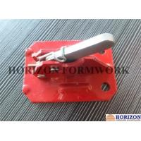 China Steel Concrete Formwork Accessories Spring Rapid Clamps For Post Tensioning Work on sale
