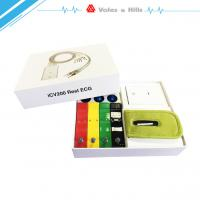 Wholesale Resting Simultaneous 12 Lead Mobile ECG Machine Medical IPad ECG With CE / ISO from china suppliers