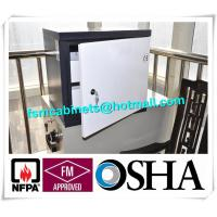 Wholesale Small Steel Anti Magnetic Cabinets , Fire Resistant File Cabinet 2 Drawer from china suppliers