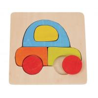 Buy cheap 4 IN 1 Educational Wooden puzzle Set-2012 New from wholesalers