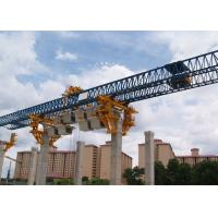 Wholesale Convenient Operation Bridge Girder Erection Machine With Compact Design from china suppliers