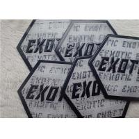 Wholesale TPU Embossed Logo For Clothes Bags Hats Patches Self Adhesive Patches from china suppliers