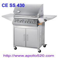 Wholesale 4-burner SS BBQ from china suppliers