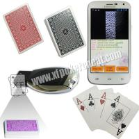 Buy cheap Royal Big Number Wide Size Side Barcode Marked Poker Cards For Poker Predictor from Wholesalers