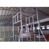Wholesale Mobile Aluminum Scaffolding System For Construction, Decoration from china suppliers