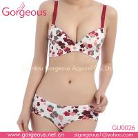 Wholesale Charming seamless one piece bra and panties from china suppliers