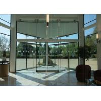 China Commercial automatic sliding doors , automatic door lock system on sale