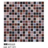 KG series glass mosaic for living room KG325