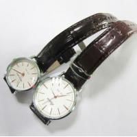 China Leather Alloy Watch, Healthy Watch, Couple Watch on sale