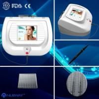Blood vessels / spider vein removal machine for home remedy with touch screen