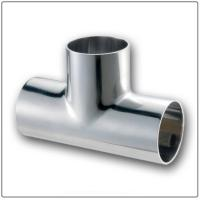 Wholesale Stainless Steel Pipe Fittings Steel Tee from china suppliers