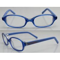 Blue Black Glasses Frames : Fashion Acetate Optical Kids Eyeglasses Frames with Blue ...