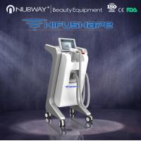 Quality NUBWAY HIFUSHAPE High Intensive ultrasonic machine for body slimming for sale