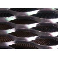 Stainless steel expanded metal of item