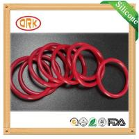 Wholesale Red Acid Resistance EPDM Customized O Rings Ageing Resistance For Chemical from china suppliers
