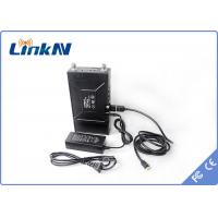 Buy cheap Black Full HD 1080P 2W long range wireless video Sender for Patrol Party from wholesalers