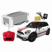 China RC Toy Car with Mini JCW Shape and 1:14, 1:18, 1:24 Scale Model on sale