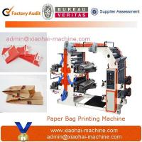 Wholesale Four Colors Flexographic Printing Machine from china suppliers